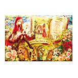 Пазлы Пазлы Строительные блоки Игрушки своими руками Розы Мультяшная тематика Цветы