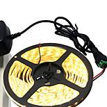 36W Гибкие светодиодные ленты 3400-3500 lm DC12 V 5 м 300 светодиоды Теплый белый белый