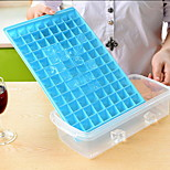 96 Grid Creative Ice Lattice Mold Box Without Cover
