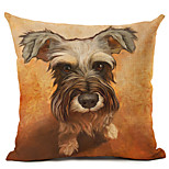 1pcs cute dog printing style pillowcase cushion cover