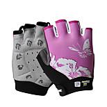 SPAKCT Спортивные перчатки Жен. Перчатки для велосипедистов Весна Лето ВелоперчаткиПригодно для носки Дышащий Нескользящий Меньше трения