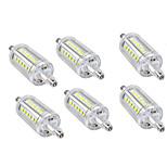5W LED лампы типа Корн 36 SMD 2835 150 lm Тёплый белый Холодный белый AC 220-240 110-120 V