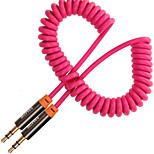 3,5 мм аудио разъем Кабель, 3,5 мм аудио разъем to 3,5 мм аудио разъем Кабель Male - Male Позолоченная медь 3.0M (10Ft)
