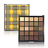 Eyeshadow Palette Warm Neutral Eye Shadow 25 Colors Makeup Collection Nude Gold Metallic Pigmented Matte Glitter Smokey Eye Set