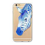 Чехол для iphone 7 плюс 7 обложка прозрачный узор задняя крышка корпус мультфильм животное мягкий tpu для iphone 6s плюс 6 плюс 6s 6 se 5s