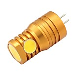 2W 2-pins LED-lampen T 4 COB 180 lm Warm wit V 1 stuks