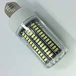 15W AC220-240V White Warm white E14 E27 LED Corn Lights T 138 SMD 5733 1300 lm   Decorative  Segmented dimmer 1 pcs