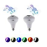 5W Inteligentne żarówki LED 15 SMD 5050 200 lm RGB AC220 V 2 sztuki