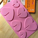 Формы для пирожных Новинки В форме сердца Для приготовления пищи Посуда Для получения хлеба Для шоколада Для тортаИнструмент выпечки