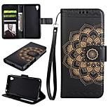 Etui til sony xperia xp xa coveret dækker mandala mønster pu læder tasker til Sony xperia xa1 xa1 ultra z5