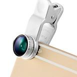 Лёгкий lq-65x телефонные линзы 0.65x широкоугольный объектив макро объектив алюминиевый 10x сотовый телефон объектив комплект для samsung
