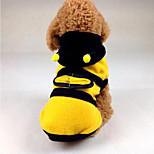 Собака Костюмы Одежда для собак Для вечеринки Косплей Животные