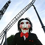 Маска видел тему сцены маску на Хэллоуин
