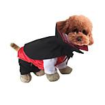 Кошка Собака Костюмы Одежда для собак Хэллоуин Носки детские Белый Черный Красный Зеленый Охотничий зеленый