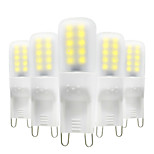 3W Двухштырьковые LED лампы T 20 SMD 2835 200-300 lm Тёплый белый Холодный белый 220 V 5 шт.