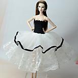 Платья Для Кукла Барби Платье Для Девичий игрушки куклы