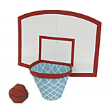 Пазлы 3D пазлы Строительные блоки Игрушки своими руками Баскетбол