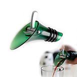 Flow Control Duckbill Wine Pourer Stopper Rubber Funnel Bottle Decanter Dumping Champagne Cork Stopper Bar Tool