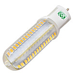 8W Двухштырьковые LED лампы T 128 SMD 2835 700-800 lm Тёплый белый Холодный белый Естественный белый AC 220-240 V 1 шт.