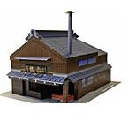 Пазлы Набор для творчества 3D пазлы Строительные блоки Игрушки своими руками Архитектура