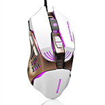 Morzzor Mz 25 3200DPI 7Keys USB Game Mouse With 150CM Cable