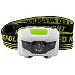 Налобные фонари LED 500 Люмен 3 Режим LED AAAСветодиодная лампа Легко для того чтобы снести Экстренная ситуация Очень легкие Защита от