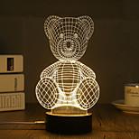 Декоративное освещение LED Night Light-0.5W-USB Декоративная - Декоративная
