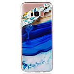Voor Samsung Galaxy S8 plus s8 telefoon hoesje tpu materiaal agaat patroon geverfde telefoon hoesje s7 rand s7 s6 rand s6