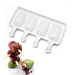 4 Cavities MiniPopsicle mold  M-57