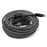 HDMI 1.4 Cable, HDMI 1.4 to HDMI 1.4 Cable Macho - Macho 10.0M (30 pies)