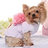Собака Толстовка Одежда для собак Сохраняет тепло Носки детские