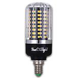 9W LED Λάμπες Καλαμπόκι 100 SMD 5736 900 lm Θερμό Λευκό Ψυχρό Λευκό Διακοσμητικό V