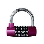 F20621 jelszózár 5 jegyű jelszó poggyász lakat napilap zár jelszózár