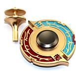 Fidget Spinner Zainspirowany przez Overwatch Annie Anime Akcesoria do Cosplay Stop cynku