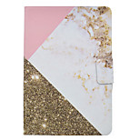 Case For iPad Pro 10.5 Pro 9.7 Stitchin Marble Pattern PU Leather Material Flat Protective Cover Case for iPad 2017 iPad Air2 Air iPad 2 3 4 iPad mini