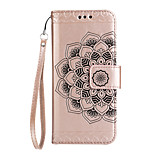 For Huawei P10 Plus P10 Case Cover Card Holder Wallet with Stand Flip Full Body Case Flower Hard PU Leather for P9 Lite P10 Lite Y5II Y6II Mate9