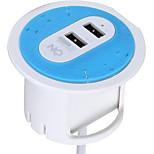 On hod1230b au plug phone usb зарядное устройство силовые полоски 180 см розетки 2 порта USB 3.1a ac 100v-240v