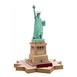 Пазлы Набор для творчества 3D пазлы Строительные блоки Игрушки своими руками Башня Знаменитое здание Архитектура