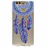 For Huawei P9 P9 Lite Pattern Case Back Cover Case Dream Catcher Soft TPU for P8 P8 Lite Y5 II