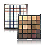 Professinal Eyeshadow 25B Palette Metal Makeup Powder Shimmer Matte Highlight Party Salon Charming Smoky Bright Collection