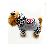 Dog Coat Dog Clothes Casual/Daily Leopard Leopard