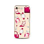 Чехол для iphone 7 плюс 7 крышка прозрачный узор задняя крышка чехол сексуальная леди плитка мягкая tpu для яблока iphone 6s плюс 6 плюс