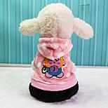 Собака Толстовки Одежда для собак Сохраняет тепло Носки детские