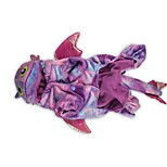Собака Костюмы Одежда для собак Косплей Животные Черный Лиловый Синий