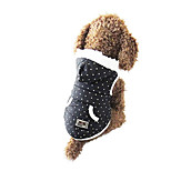 Собака Толстовки Одежда для собак На каждый день Горох