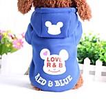 Собака Толстовки Одежда для собак На каждый день Носки детские
