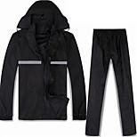 Single Motorcycle Electric Car Raincoat Rain Pants Men And Women Split Adult Adult Outdoor Waterproof Suit Wholesale