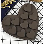 Формы для пирожных Новинки В форме сердца Шоколад Для приготовления пищи Посуда Для тортаИнструмент выпечки Высокое качество Оригинальные