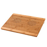 Laptop Cooling Pad 2 Fan Mute Radiator Bamboo Material