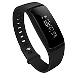 YY V07S Smart Bracelet/SmartWatch/Heart Rate /Female Physiological Reminder/ Pedometer/Blood Oxygen Test fit Ios Andriod APP